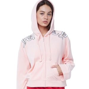 Juicy Couture Morning Blush Wildstyle jacket